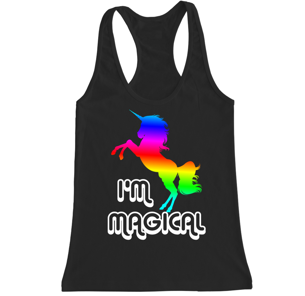 045a96c4ffcc6 Women s I m Magical Racerback Tank Top – FTD Apparel