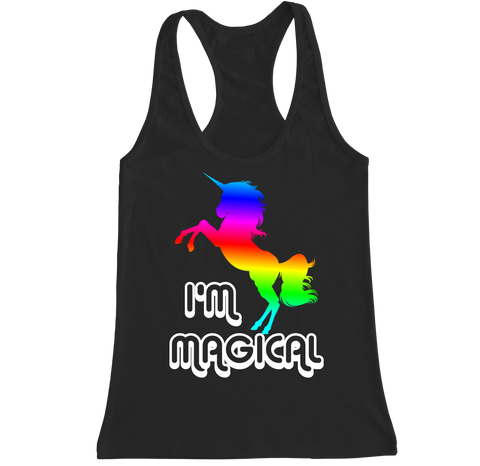 Women's I'm Magical Racerback Tank Top