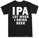 Men's IPA LOT T Shirt