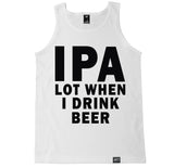Men's IPA LOT Tank Top