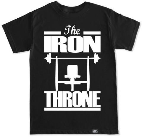 Men's THE IRON THRONE T Shirt