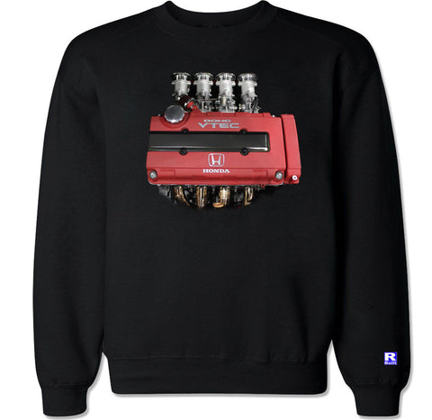 Men's B SERIES ITB Crewneck Sweater