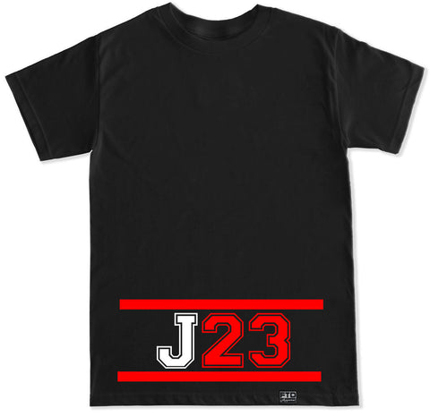 Men's J23 STRIPE T Shirt