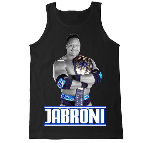 Men's JABRONI Tank Top