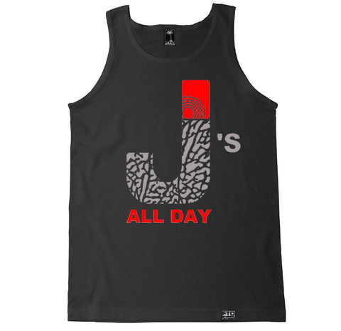 Men's J's ALL DAY Tank Top