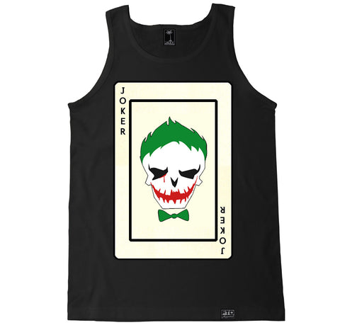 Men's JOKER CARD Tank Top