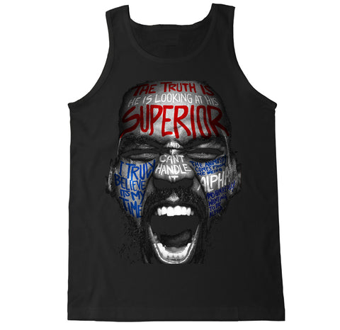 Men's JON GRAFFITI Tank Top