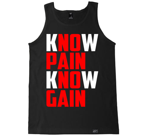 Men's KNOW PAIN Tank Top