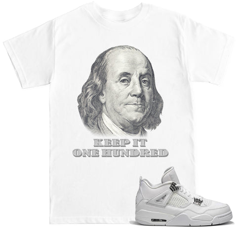 Men's Keep It 100 Benjamin T Shirt