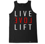 Men's LIVE LOVE LIFT Tank Top