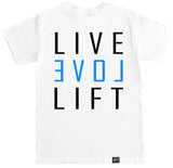Men's LIVE LOVE LIFT T Shirt