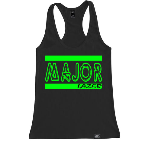 Women's MAJOR LAZER Racerback Tank Top