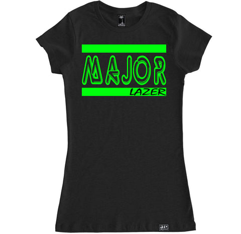 Women's MAJOR LAZER T Shirt
