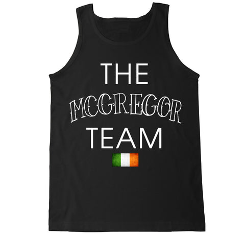 Men's McGregor Team Tank Top