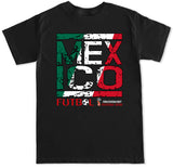 Men's Team Mexico World Cup 2018 T Shirt