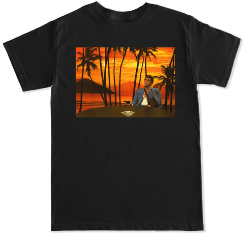 Men's MONTANA PALM T Shirt