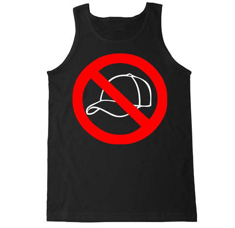 Men's NO CAP Tank Top