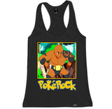 Women's POKEROCK Racerback Tank Top