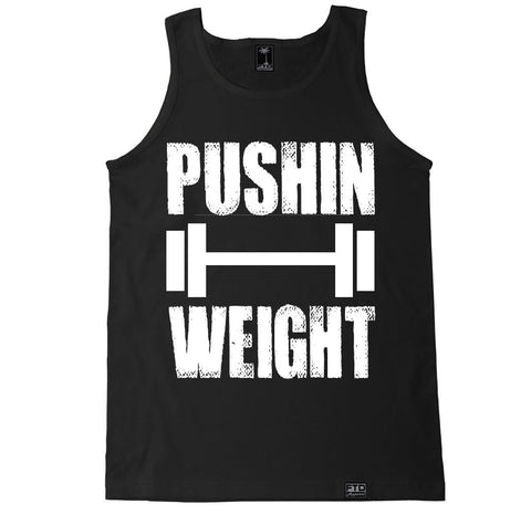 Men's PUSHIN WEIGHT Tank Top