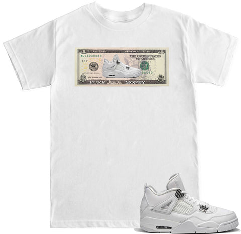 Men's Pure Money 4 T Shirt