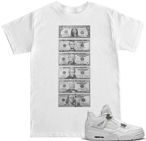 Men's Pure Money Bill T Shirt