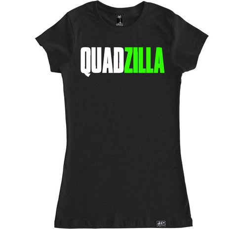 Women's QUADZILLA T Shirt