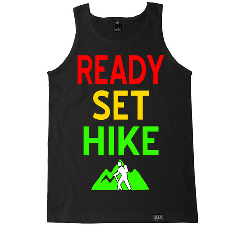 Men's READY, SET, HIKE Tank Top