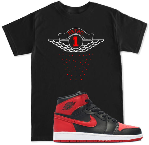 Men's RETRO 1 T Shirt