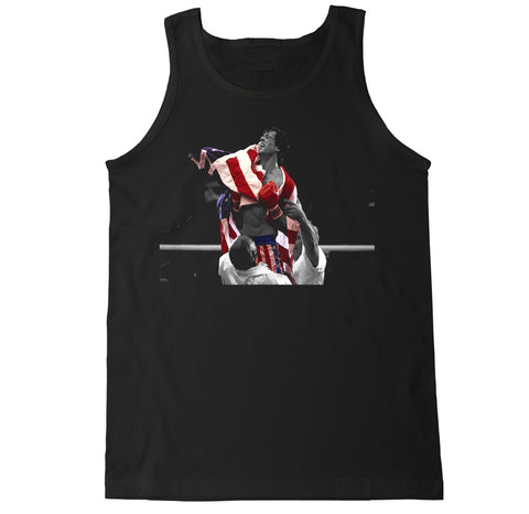 Men's ROCKY FLAG Tank Top