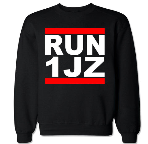 Men's RUN 1JZ Crewneck Sweater