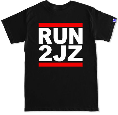 Men's RUN 2JZ T Shirt