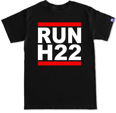 Men's RUN H22 T Shirt