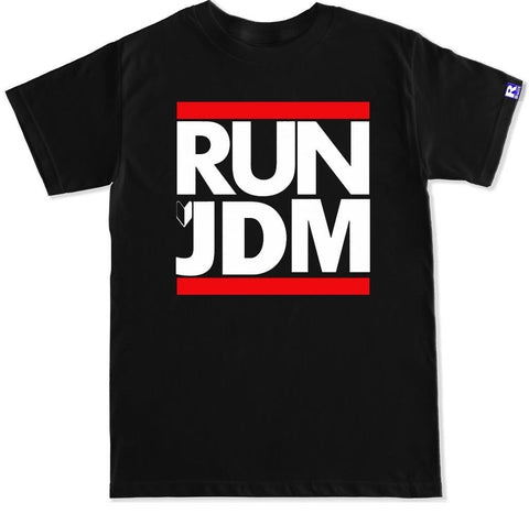 Men's RUN JDM T Shirt