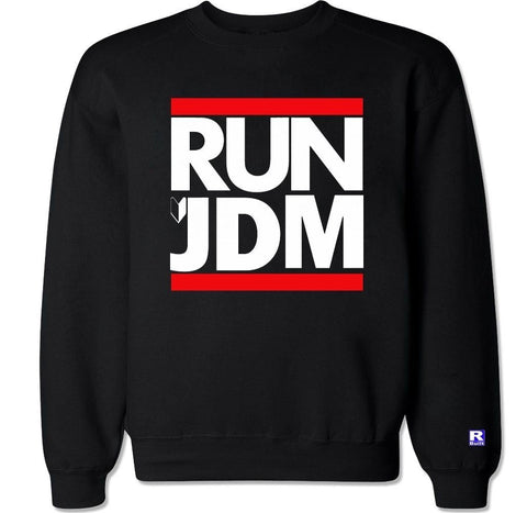 Men's RUN JDM Crewneck Sweater