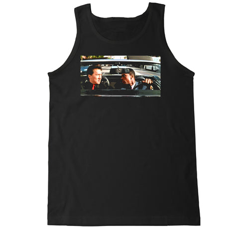 Men's Rush Hour Jackie Tucker Tank Top