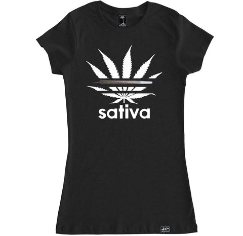 Women's SATIVA ADIDAS T Shirt