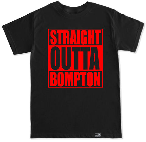 Men's STRAIGHT OUTTA BOMPTON T Shirt