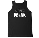 Men's SOBER DRUNK Tank Top