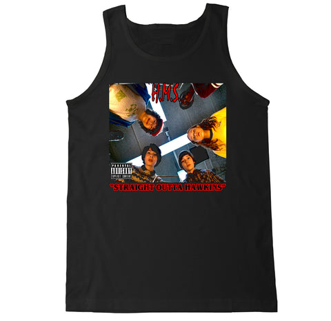 Men's STRAIGHT OUTTA HAWKINS Tank Top