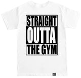 Men's STRAIGHT OUTTA THE GYM T Shirt