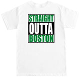 Men's Straight Outta Boston T Shirt