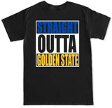 Men's Straight Outta Golden State T Shirt