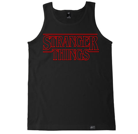 Men's STRANGER THINGS Tank Top