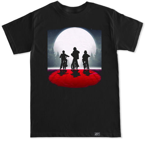 Men's STRANGER THINGS MOON T Shirt