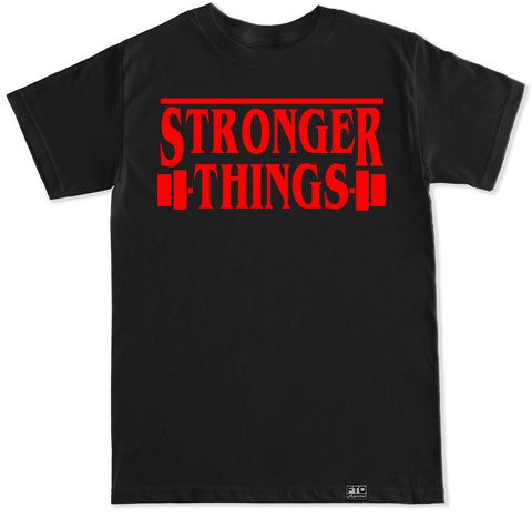 Men's STRONGER THINGS T Shirt