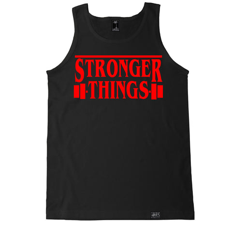 Men's STRONGER THINGS Tank Top