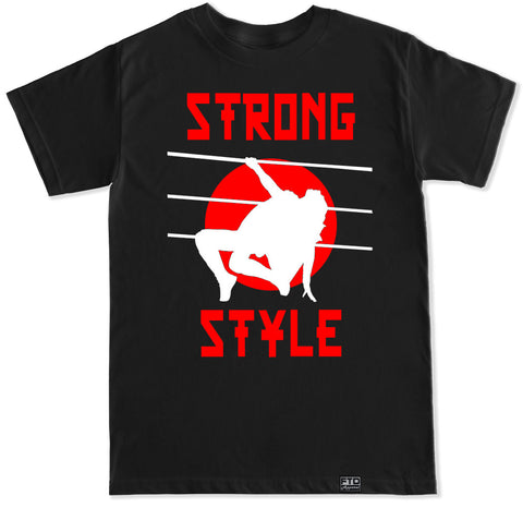 Men's STRONG STYLE T Shirt