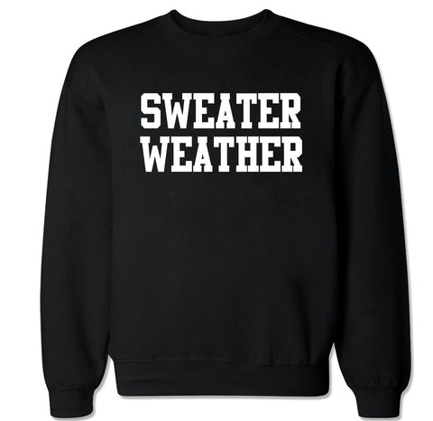 Men's SWEATER WEATHER Crewneck Sweater