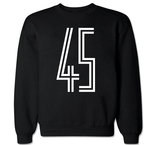Men's SPACE JAM 45 Crewneck Sweater