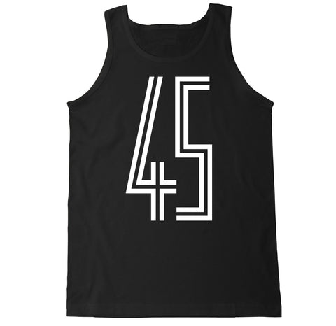 Men's SPACE JAM 45 Tank Top